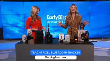 MorningSave Early Bird Bargains TV Spot, 'Smart Watch, Bluetooth Tracker and Flame Speaker' - Thumbnail 7