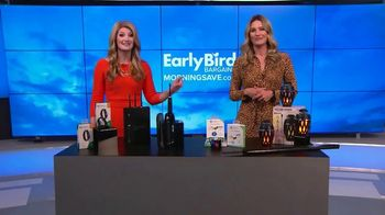MorningSave Early Bird Bargains TV Spot, 'Smart Watch, Bluetooth Tracker and Flame Speaker' - Thumbnail 8