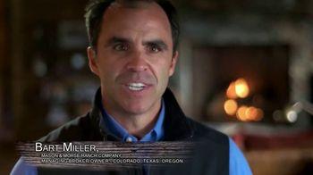 Mason & Morse Ranch Company TV Spot, 'We Live It to Know It: Bart Miller' - Thumbnail 2