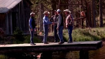 Mason & Morse Ranch Company TV Spot, 'We Live It to Know It: Bart Miller'