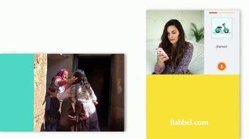 Babbel TV Spot, 'Learn Anywhere' - Thumbnail 1