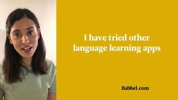Babbel TV Spot, 'Learn Anywhere'