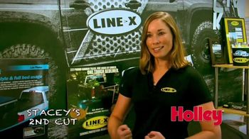 Holley Sniper EFI TV Spot, 'Stacey's Second Cut'
