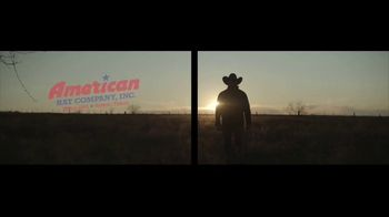 American Hat Company TV Spot, 'The Work Never Stops' - Thumbnail 10