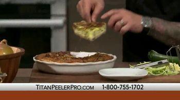 Titan Peeler TV Spot, 'No Effort' - Thumbnail 7