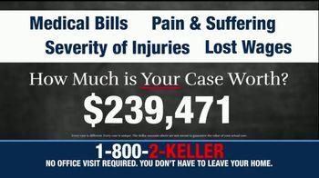 Keller & Keller TV Spot, 'Semi-Truck Accidents' - Thumbnail 8