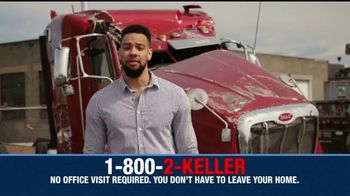 Keller & Keller TV Spot, 'Semi-Truck Accidents' - Thumbnail 7