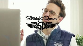 Straight Down TV Spot, 'Waist Up: Stay Home' - Thumbnail 1