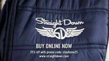 Straight Down TV Spot, 'Waist Up: Stay Home' - Thumbnail 10