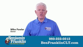 Benjamin Franklin Plumbing TV Spot, 'Doing Good in Our Community: Deferred Payments' - Thumbnail 4