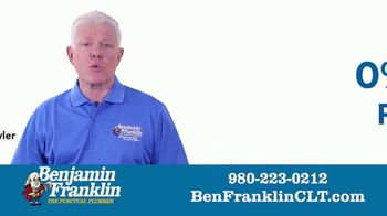 Benjamin Franklin Plumbing TV Spot, 'Doing Good in Our Community: Deferred Payments' - Thumbnail 5