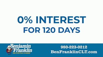 Benjamin Franklin Plumbing TV Spot, 'Doing Good in Our Community: Deferred Payments' - Thumbnail 6