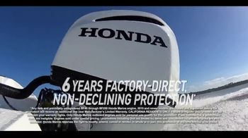 Honda Marine TV Spot, 'Up to $700 Off and Warranty Extension' - Thumbnail 4