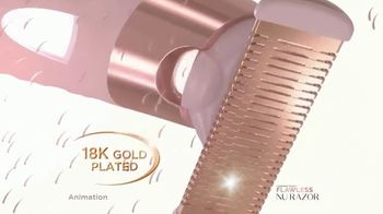Finishing Touch Flawless Nu Razor TV Spot, 'Never Before' - Thumbnail 2
