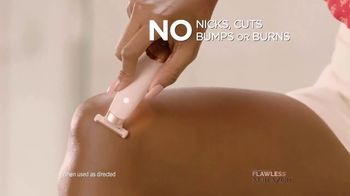 Finishing Touch Flawless Nu Razor TV Spot, 'Never Before' - Thumbnail 6