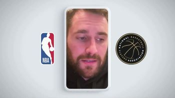 Centers for Disease Control and Prevention TV Spot, 'COVID-19: NBA: Together' - Thumbnail 4