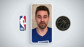 Centers for Disease Control and Prevention TV Spot, 'COVID-19: NBA: Together' - Thumbnail 5