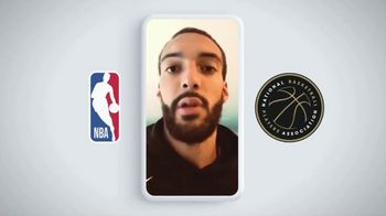 Centers for Disease Control and Prevention TV Spot, 'COVID-19: NBA: Together' - Thumbnail 8