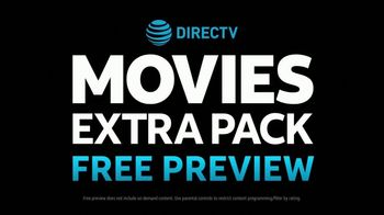 DIRECTV Movies Extra Pack Free Preview TV Spot, 'One Incredible Month' - Thumbnail 8