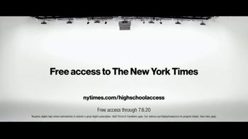 Verizon TV Spot, 'Students and Teachers: New York Times' - Thumbnail 9