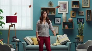 Ortho Home Defense Max Indoor Insect Barrier TV Spot, 'Stress Out' - Thumbnail 2