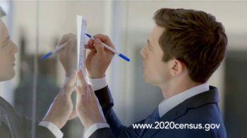 U.S. Census Bureau TV Spot, 'Smart With a Pen'