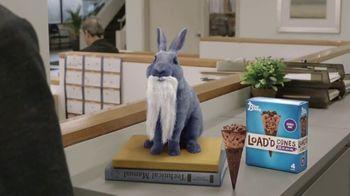 Blue Bunny Ice Cream Load'd Cones TV Spot, 'Water Cooler' - Thumbnail 6