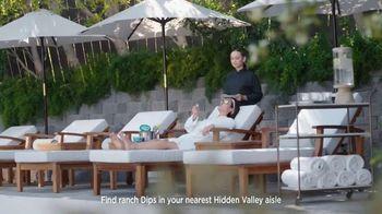 Hidden Valley Ranch Dips TV Spot, 'Resort' - Thumbnail 10