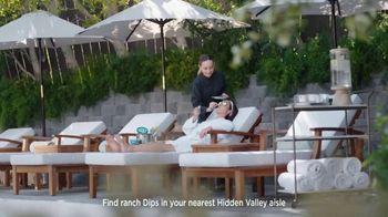 Hidden Valley Ranch Dips TV Spot, 'Resort' - Thumbnail 9