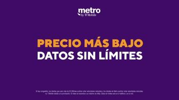 Metro by T-Mobile TV Spot, 'Ahorra con datos ilimitados' [Spanish] - Thumbnail 4