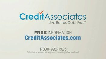 Credit Associates TV Spot, 'Out of Control Debt: These Trying Times' - Thumbnail 6