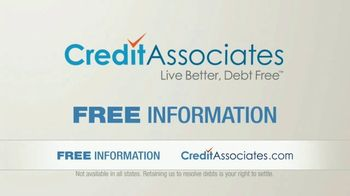Credit Associates TV Spot, 'Out of Control Debt: These Trying Times' - Thumbnail 4