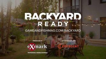Game & Fish TV Spot, 'Backyard Ready' - Thumbnail 8