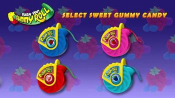 Push Pop Gummy Roll TV Spot, 'Pull, Press and Push' - Thumbnail 1
