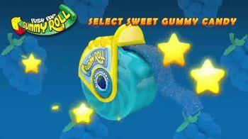 Push Pop Gummy Roll TV Spot, 'Pull, Press and Push' - Thumbnail 2
