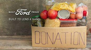 Ford TV Spot, 'Utah Food Bank: Donations' [T2] - Thumbnail 7