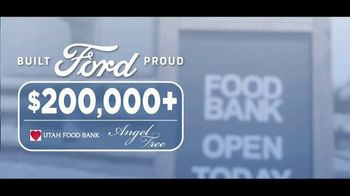 Ford TV Spot, 'Utah Food Bank: Donations' [T2] - Thumbnail 4