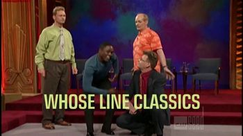CW Seed TV Spot, 'Whose Line Is It Anyway?' - Thumbnail 5