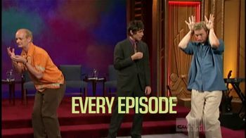 CW Seed TV Spot, 'Whose Line Is It Anyway?' - Thumbnail 6