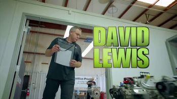 E3 Spark Plugs TV Spot, 'David Lewis of Robert Yates Racing' - Thumbnail 2