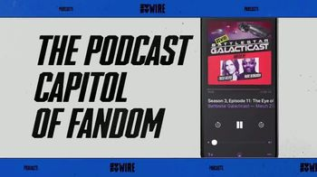 Syfy Wire TV Spot, 'Podcasts for Every Type of Fan' - Thumbnail 2