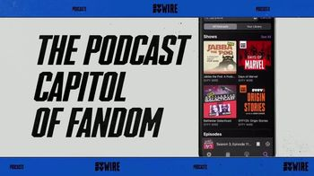 Syfy Wire TV Spot, 'Podcasts for Every Type of Fan' - Thumbnail 3