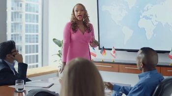 Dove Amplified Textures TV Spot, 'Journey to Natural Hair'
