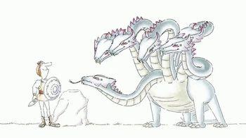 Red Bull TV Spot, 'Hercules vs. Lernaean Hydra' - Thumbnail 2