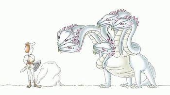 Red Bull TV Spot, 'Hercules vs. Lernaean Hydra' - Thumbnail 3