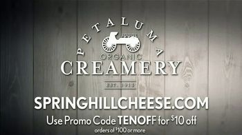 Petaluma Creamery TV Spot, 'Happy Cows: $10 Off' - Thumbnail 7