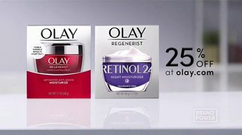 Olay TV Spot, 'Brand Power: Expensive: 25 Percent Off' - Thumbnail 7