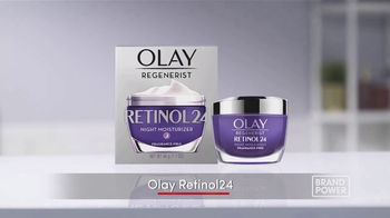 Olay TV Spot, 'Brand Power: Expensive: 25 Percent Off' - Thumbnail 4