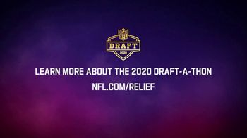 NFL Draft-A-Thon TV Spot, 'Thank You' Featuring Melvin Gordon, Cam Jordan - Thumbnail 9