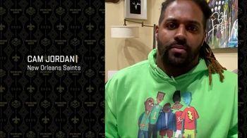 NFL Draft-A-Thon TV Spot, 'Thank You' Featuring Melvin Gordon, Cam Jordan - Thumbnail 8